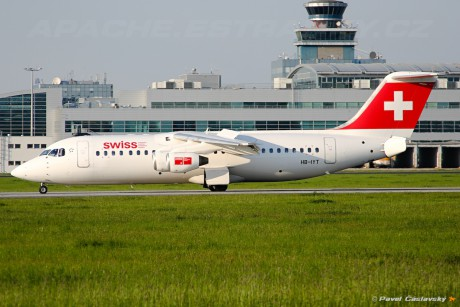 Swiss International Air Lines | HB-IYT