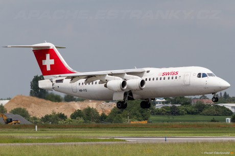 Swiss International Air Lines | HB-IYQ