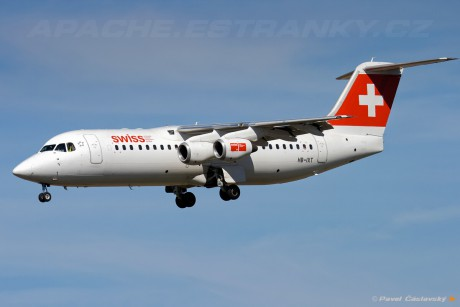 Swiss International Air Lines	| HB-IXT