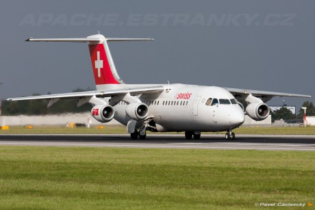 Swiss International Air Lines | HB-IXV | 2